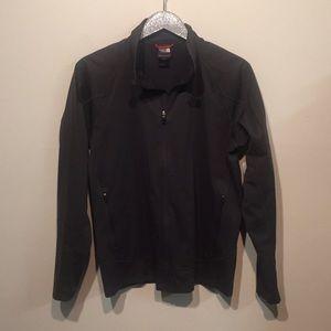 The North Face Dark Grey Zip Up Jacket Size Medium
